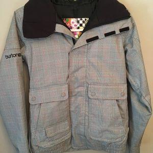 Burton Dryride Winter Jacket - Size XXS - Like New